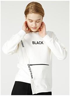 Black On Black Sweatshirt